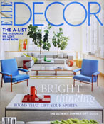 Elle Decor June, 2011