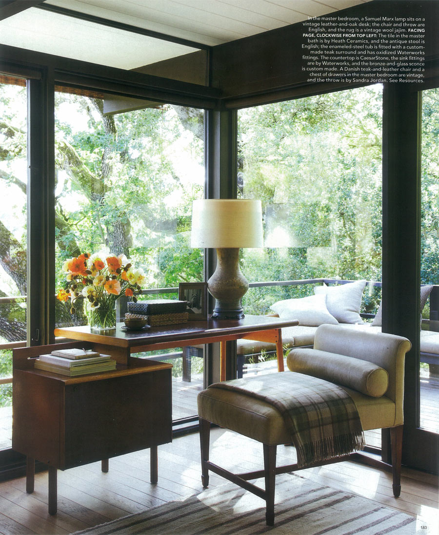Elle Decor June 2011 Article